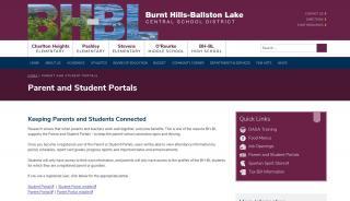Bhbl Parent Portal