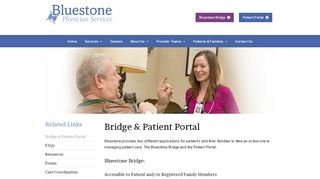 Bluestone Physicians Portal