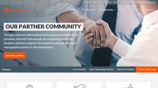 Bomgar Partner Portal