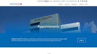 Borinquen Medical Center Patient Portal