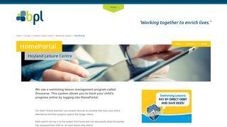 Bpl Home Portal Hoyland