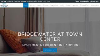 Bridgewater On The Lake Resident Portal