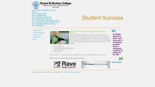 Bryant Stratton Student Portal