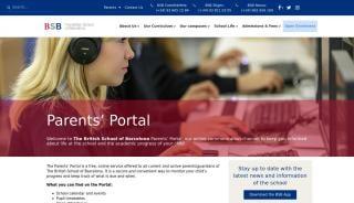 Bsb Parent Portal