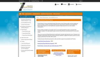 Cabarrus County Parent Portal