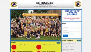 Cabrini Catholic Schools Plus Portal