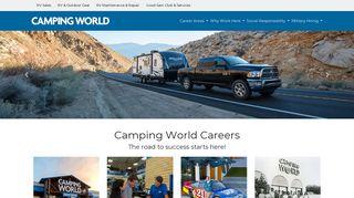 Camping World Employee Portal
