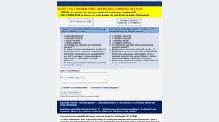 Canada Post Employee Portal