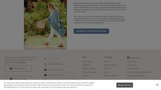 Catherines Employee Portal
