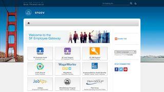 Ccsf Employee Portal