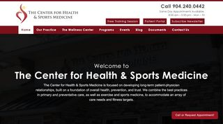Center For Health And Sports Medicine Patient Portal