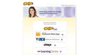 Cheo Employee Portal