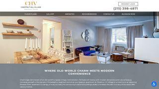 Chestnut Hill Village Resident Portal