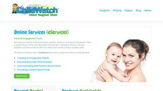 Childwatch Parent Portal