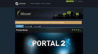 Choas Mod Portal 1 Install