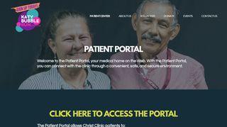Christ Patient Portal