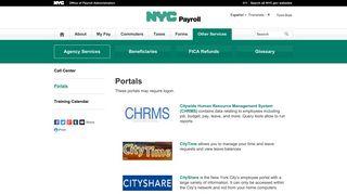 Cityshare Nyc Employee Portal