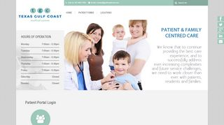Clear Lake Family Physicians Patient Portal