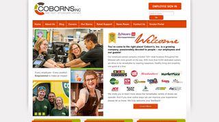 Coborns Employee Portal
