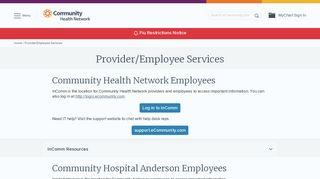 Community Employee Portal