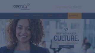 Congruity Employee Portal
