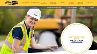 Core And Main Employee Portal