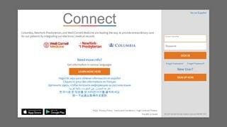 Cornell Patient Portal