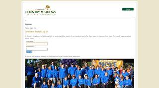 Country Meadows Employee Portal