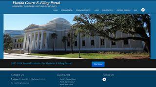 Court E Filing Portal