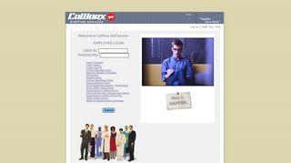 Coworx Employee Portal