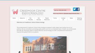 Creedmoor Endocrinology Patient Portal