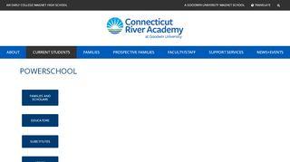 Ct River Academy Portal