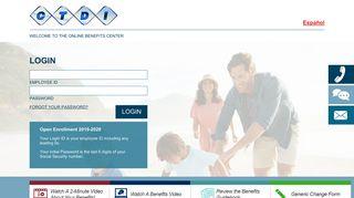 Ctdi Employee Portal