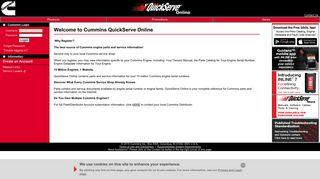 Cummins Online Portal