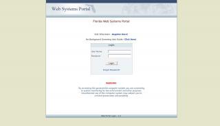 Dcf Web Portal