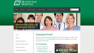 Decatur Morgan Hospital Employee Portal
