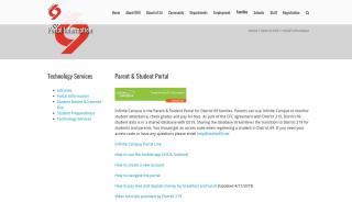 District 69 Parent Portal
