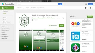 Dps Warangal Parent Portal