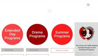 Dramatic Education Parent Portal