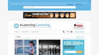 E Learning Web Portal