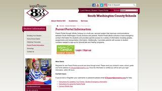 East Ridge High School Parent Portal
