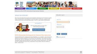 Edutrax Student Testing Portal