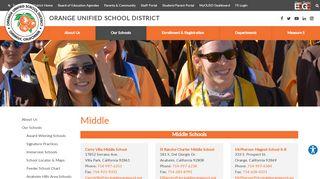 El Rancho Charter School Student Portal