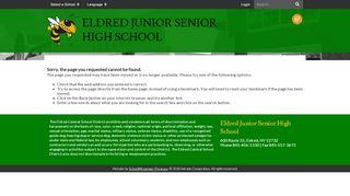 Eldred Central School Parent Portal