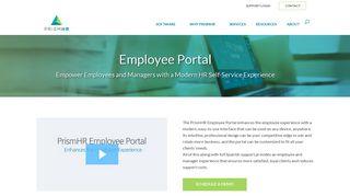 Employee Web Portal Demo