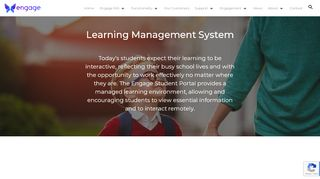 Engage Student Portal