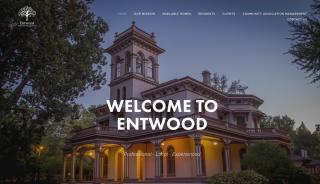 Entwood Property Management Portal