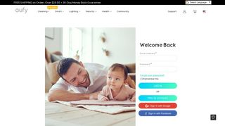 Eufy Security Web Portal