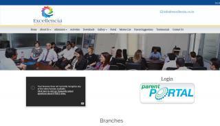 Excellencia College Parent Portal