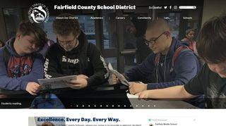 Fairfield Central High School Parent Portal